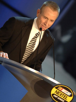 NASCAR Nextel Cup Awards Banquet at the Waldorf Astoria Hotel: Mark Martin