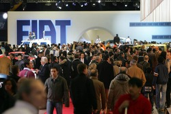 The crowd at Bologna Motor Show