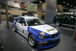 BMW 320 ROAL Motorsport WTCC