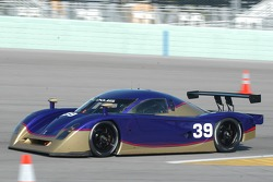 #39 Cheever Racing Lexus Crawford: Eddie Cheever, Christian Fittipaldi