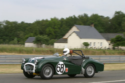 #68 Triumph TR2: Tony Dron, Nick Marsh