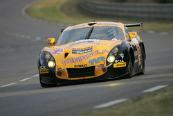 #95 Racesport Peninsula TVR: John Hartshorne, Richard Stanton, Piers Johnson