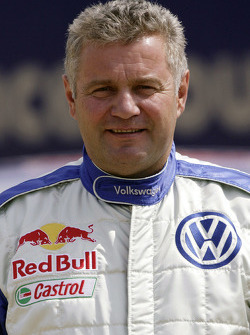 Volkswagen Motorsport: Andreas Schulz, co-driver for Carlos Sainz