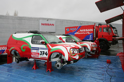 Team Nissan Dessoude presentation: the Nissan Paladin T1 of Zhou Yong and Denis Schurger