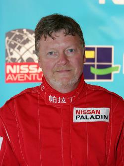 Team Nissan Dessoude presentation: Denis Schurger
