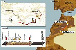 Stage 4: 2006-01-03, Er Rachidia to Ouarzazate