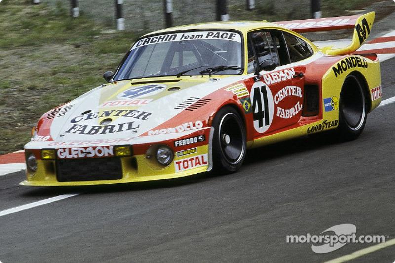 #41 ASA Cachia Porsche 935: Alfredo Guarana, Paulo Gomes, Mario Amaral, Claude Ballot-Léna