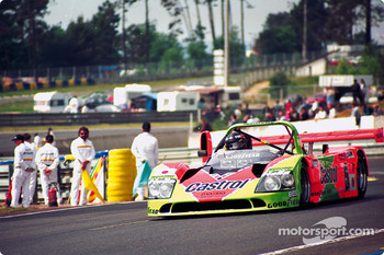 #5 Kudzu mazda DG-3: Yojiro Terada, Jim Downing, Franck Fron