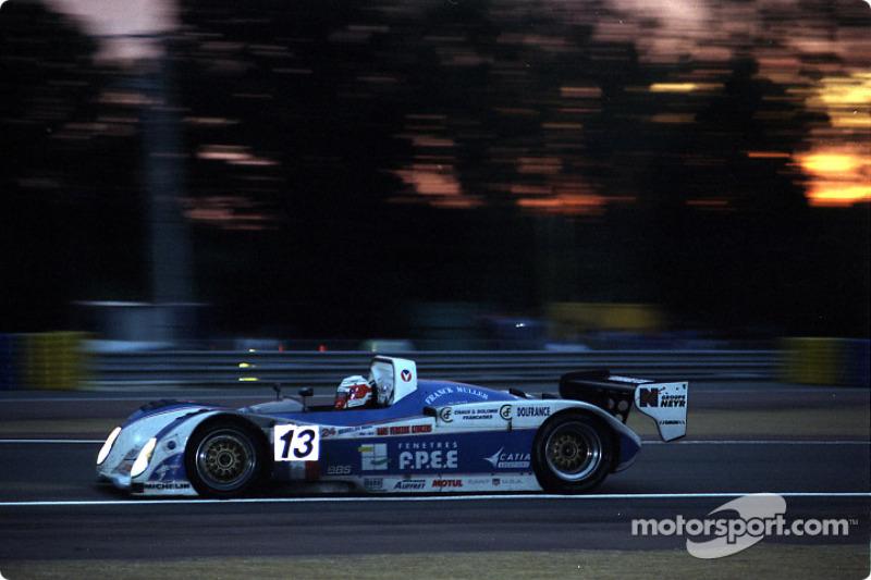 #13 Courage Compétition Courage C41 Porsche: Didier Cottaz, Jérome Policand, Marc Goossens