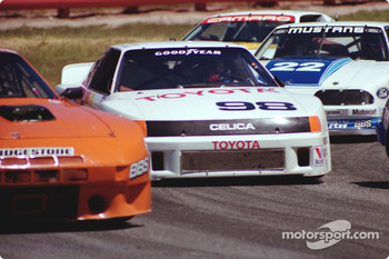 #98 All American Racers Celica Turbo: Chris Cord
