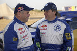Andreas Schulz and Carlos Sainz