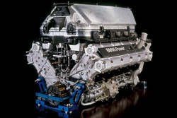 BMW P84-F1 engine 2004, V10 3,0l