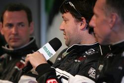 Howard-Boss Motorsports press conference: Tony Stewart