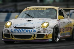 #87 Synergy Racing Porsche GT3 Cup: David Gaylord, Wes Hill, Ken Hill, Will Diefenbach