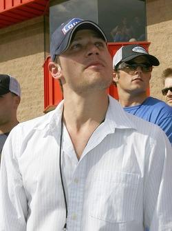 Actor singer Nick Lachey