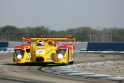 #7 Penske Motorsports Porsche RS Spyder: Timo Bernhard, Romain Dumas, Patrick Long