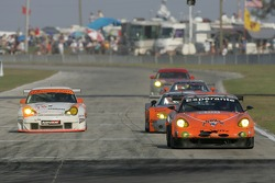 #80 Team LNT Panoz  Esperante GTLM: Lawrence Tomlinson, Richard Dean, Tom Kimber-Smith