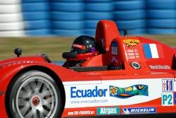 #33 Barazi Epsilon Courage C65 AER: Juan Barazi, Michael Vergers, Elton Julian