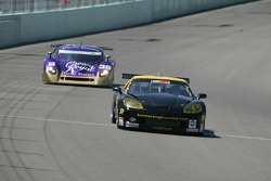 #06 Banner Racing Corvette: Leighton Reese, Tim Gaffney