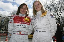 Vanina Ickx and Susie Stoddart