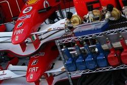 Ferrari nose cones