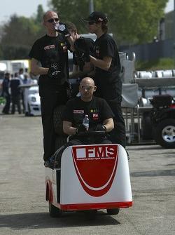 FMS International team