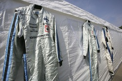 Trident Racing race suits