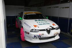 Scuderia La Torre Alfa Romeo 156