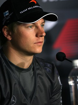 FIA press conference: Kimi Raikkonen
