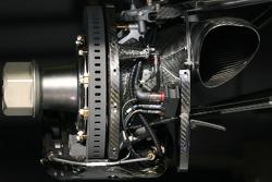Brake of the McLaren