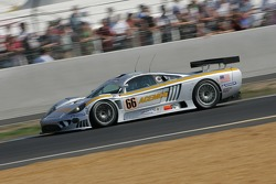 #66 ACEMCO Motorsports Saleen S7R: Terry Borcheller, Johnny Mowlem, Christian Fittipaldi
