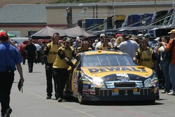 The car ofMatt Kenseth