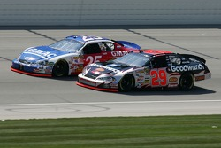 Kevin Harvick and Brian Vickers