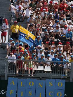Renaults fans
