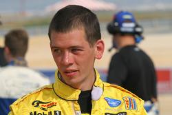Penske Motorsports crew member