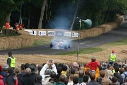 Honda RA106: Anthony Davidson