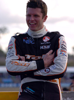 A relaxed Garth Tander