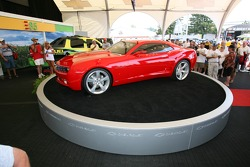 Chevrolet display