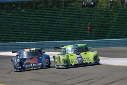 #75 Krohn Racing Ford Riley: Tracy Krohn, Nic Jonsson, #10 SunTrust Racing Pontiac Riley: Wayne Taylor, Max Angelelli, Ryan Briscoe