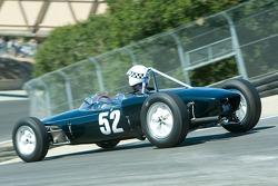 #52, 1961 Lotus 20 F-Jr., Carl Moore