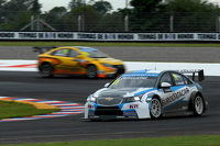 Gregoire Demoustier, Craft Bamboo Chevrolet RML Cruze TC1, James Thompson, Lada Sport Rosneft Lada Vesta WTCC