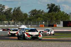 Gabriele Tarquini, Honda Racing Team JAS Honda Civic WTCC Tiago Monteiro,  Honda Racing Team JAS Honda Civic WTCC