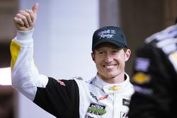 GTLM class winner Ryan Briscoe, Corvette Racing