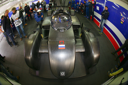 The new SMP Racing BR01