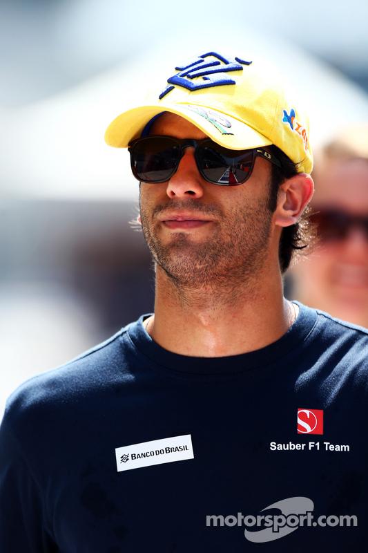 Felipe Nasr, Sauber F1 Team at Malaysian GP Felipe Nasr