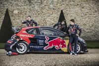 Team Peugeot-Hansen presentation