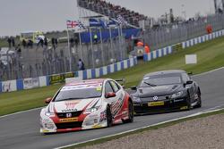 Gordon Shedden, Honda Yuasa Racing and Colin Turkington, Team BMR