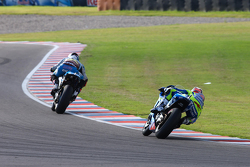Scott Redding, Marc VDS Racing Team Honda and Maverick Viñales, Team Suzuki MotoGP