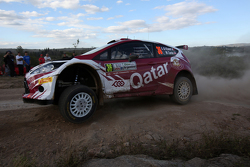 Abdulaziz Al-Kuwari,  Marshall Clarke, Ford Fiesta RRC, Youth and Sports Qatar Rally Team