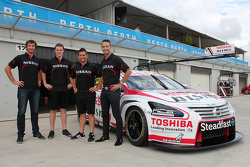 Nissan Motorsport endurance driver launch
